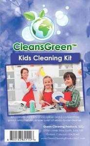 CleansGreen Kids Cleaning Kit 2