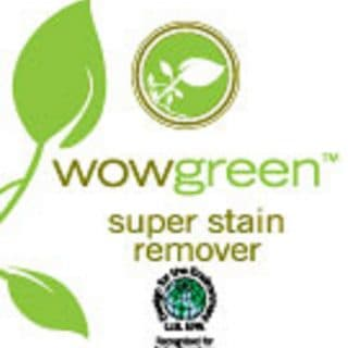 wow green Super Stain Remover