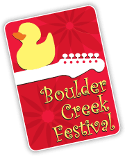 Boulder Creek Festival includes Green Cleaning Products