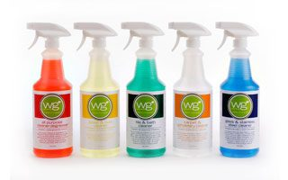 Green Janitorial Cleaning Products has EPA Design Certification