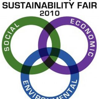 Auraria Campus Sustainabilty Fair inlcudes Green Cleaning Products