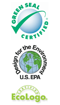 Protect Against Greenwashing | EcoLogo, Green Seal, DfE for Green Cleaning Products