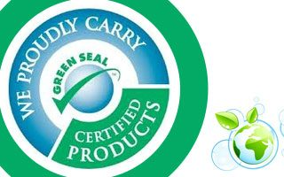 Green Seal Logo - Green Cleaning Products