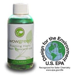 Green Cleaning Products Refill for wowgreen Foaming Hand Soap