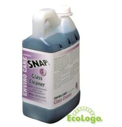 Green Cleaning Products offers SNAP Glass Cleaner