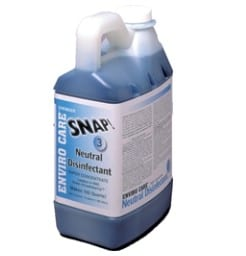 Green Cleaning Products offers SNAP Neutral Disinfectant