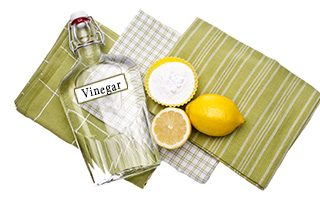 Does Vinegar Disinfect? | Natural Green Home Cleaning