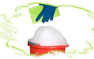 Natural Green Home Cleaning - Disinfection