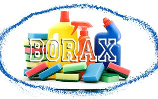 Mythbuster: Borax is a Natural Green Cleaning Product but is Poisonous