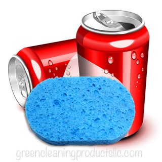 Mythbuster & Science of Cleaning: Cleaning with Coca-Cola | Effective Green Cleaning Products?