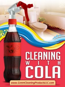 mythbuster cleaning with cola