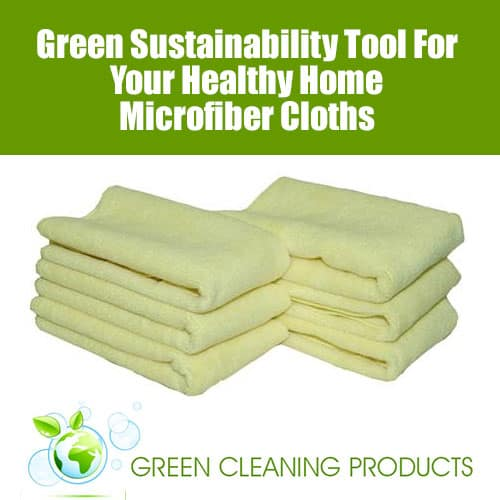 Microfiber Cloths for Sale - Green Sustainability