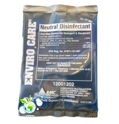 Green Cleaning Products offers EnviroCare Neutral Disinfectant Refill