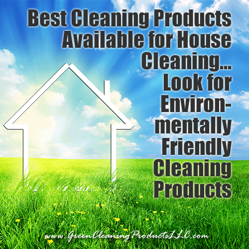 Best Cleaning Products Available For House Cleaning