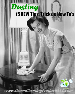Dusting | 15 How To Dust Tips and Tricks for Green Cleaning