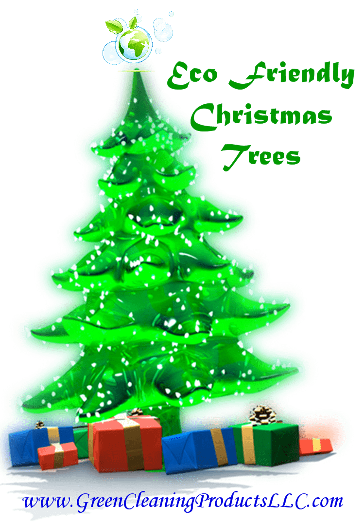 Green Christmas EcoFriendly Christmas Trees