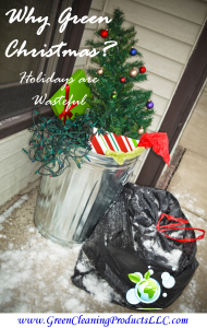 Green Christmas - Holidays are Wasteful
