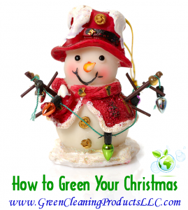 Green Christmas - How To
