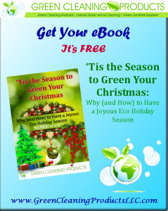 Green Christmas - eBook from Green Cleaning Products