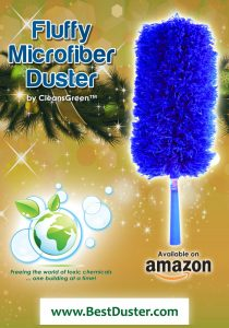 Janitorial Microfiber Dusters: Best For JanSan Commercial Grade Business Cleaning Dusting Wand