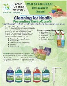 Green Cleaning Products EnviroCare Eco Friendly Products