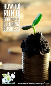 How to Run a Profitable Cleaning Business