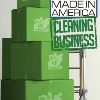 Made in America for Your Cleaning Business