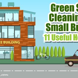 Green Spring Cleaning Your Small Business | 11 Useful How to Tips