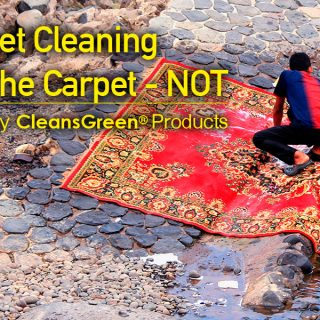 Carpet Cleaning Shrinks the Carpet – NOT