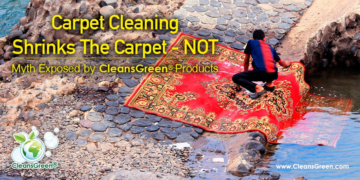 Carpet Cleaning Green Cleaning Products