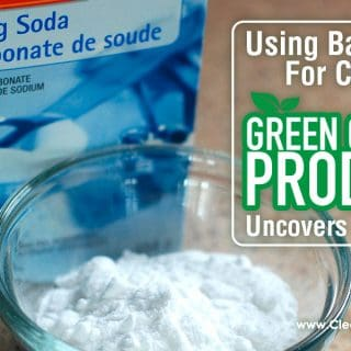 Using Baking Soda for Cleaning | Green Cleaning Products Uncovers the Science