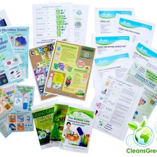 What Products to Use When Starting a Cleaning Business? | Answered by CleansGreen