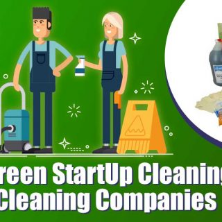 CleansGreen StartUp Cleaning Kit for Cleaning Companies