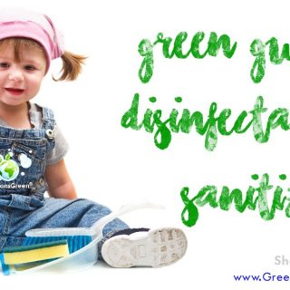 Green Guide to Disinfectants and Sanitizers from CleansGreen®... On a daily basis it seems, a variety of sanitizers and disinfectants are used throughout the day.