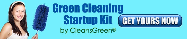 Green Cleaning Startup Kit By CleansGreen - Wholesale Cleaning Supplies