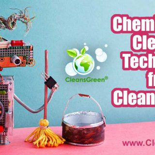 Chemical Free Cleaning Techniques from CleansGreen